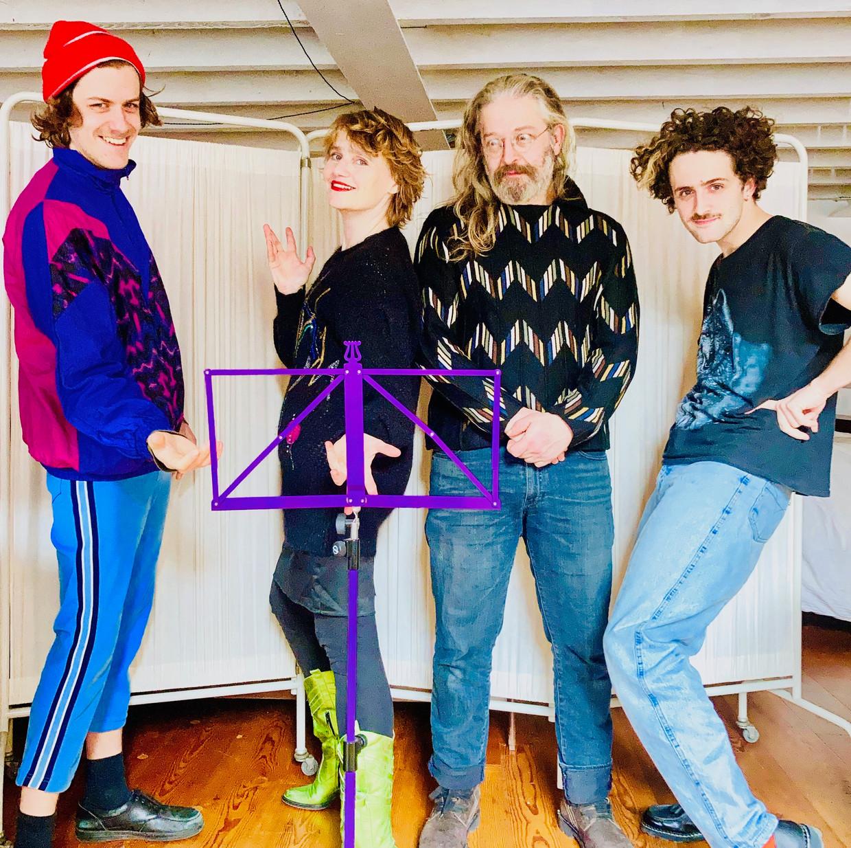 An Pierlé Quartet Beeld ISADORA GISEN