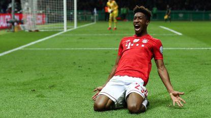 Het bewogen bekeravondje van mama Bayern-aanvaller