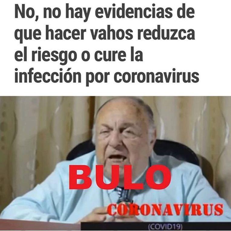 Met de term Bulo ('Nonsens') klaagt de organisatie Maldito Bulo nepnieuws aan. Beeld Rechtenvrij