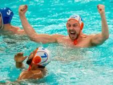 Koopman houdt waterpoloërs in de race voor olympisch ticket