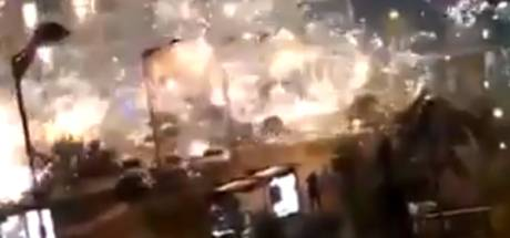 Un commissariat attaqué aux mortiers d'artifice en France