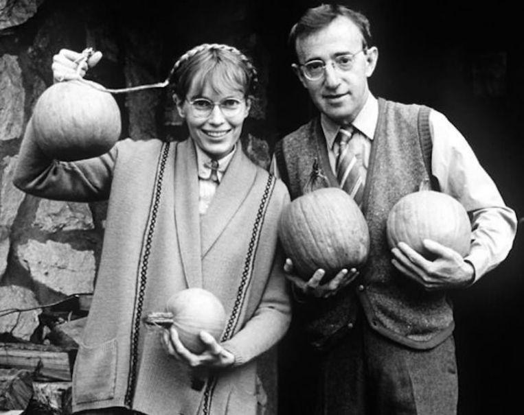 Tijdens hun relatie speelde Mia Farrow in dertien door Woody Allen geregisseerde films. Beeld