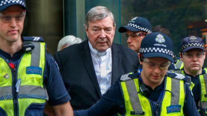VIDEO. Australische kardinaal George Pell (77) veroordeeld tot 6 jaar cel voor pedofilie