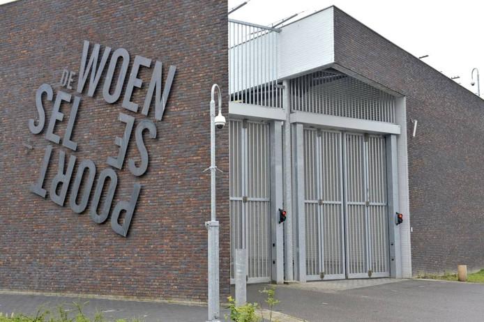 De Woenselse Poort in Eindhoven. foto Jean Pierre Reijnen
