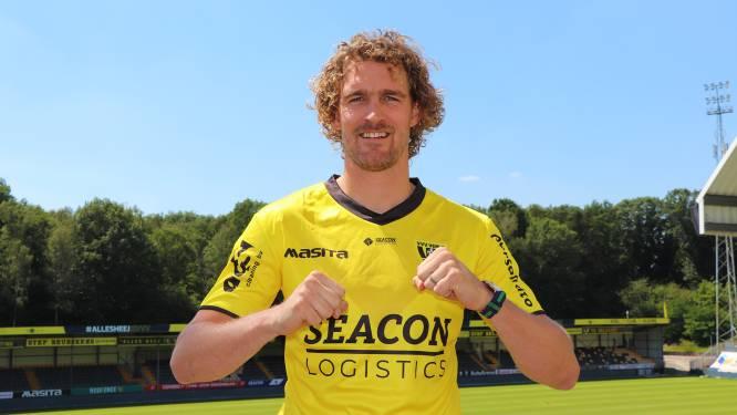 Arjan Swinkels komt thuis: Willem II - VVV
