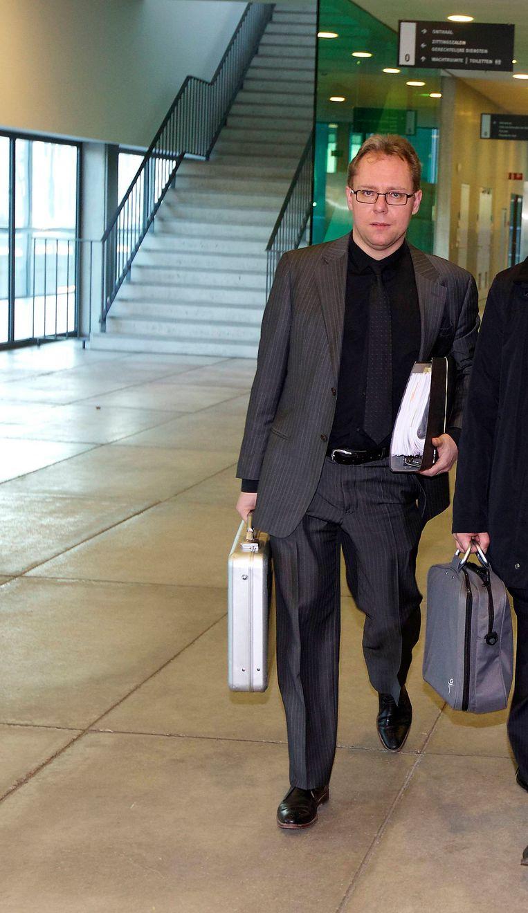 Werner Jacobs in 2013. Beeld BELGA