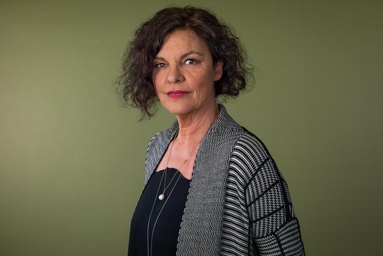 De stijging is een gevolg van de driedelige Canvas-documentairereeks 'Als je eens wist' van Hilde Van Mieghem. Beeld © VRT Geert Van Hoeymissen