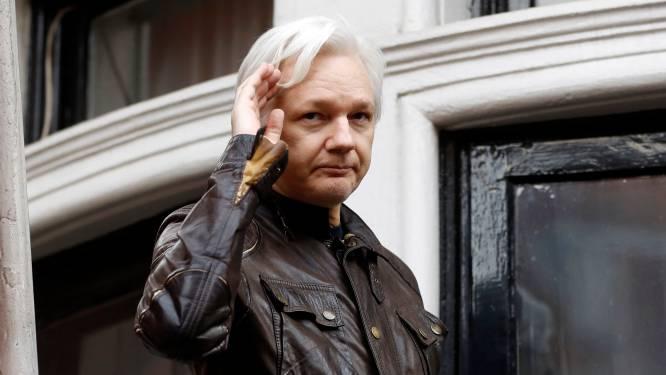 Ecuador wil Julian Assange uit ambassade in Londen zetten