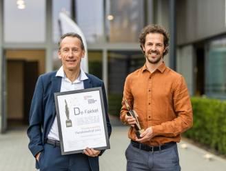 Voka Limburg bekroont baksteenproducent Vandersanden tot beste familiebedrijf