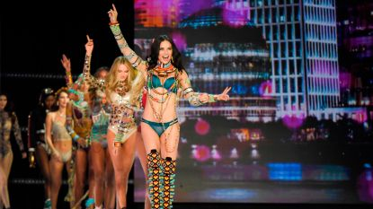 Volslank model boycot de Victoria's Secret Fashion Show