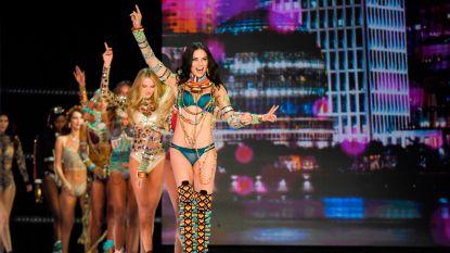 Volslank model boycot de Victoria's Secret Fashion Show
