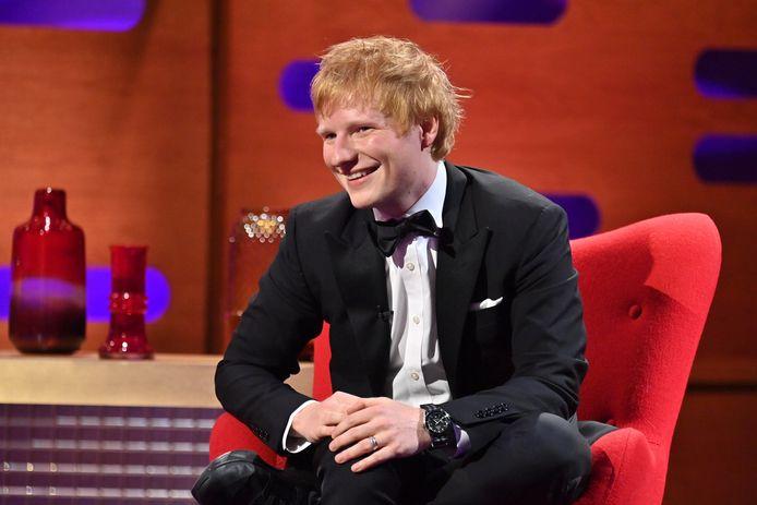 Ed Sheeran. Le vrai.