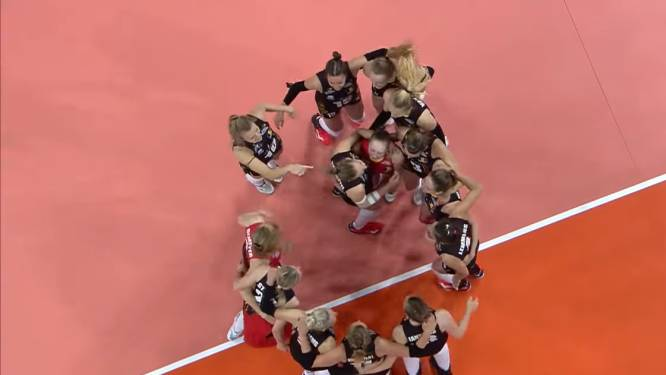 Yellow Tigers leggen nu ook Servië over de knie in Nations League
