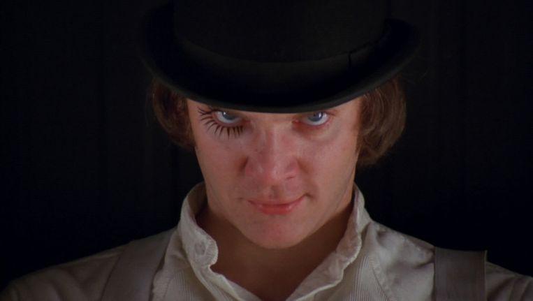 A Clockwork Orange (1971). Beeld RV