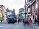Studentenhuizen ontruimd na brand Korvelseweg Tilburg