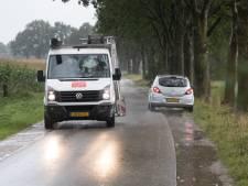 Schippershuizen tussen Wijhe en Herxen gaat tijdens de spits op slot