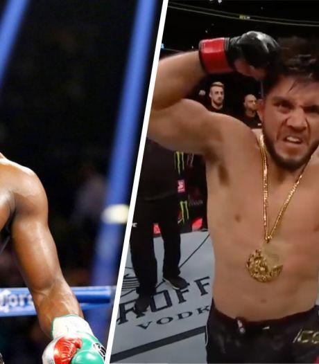 UFC-ster Henry Cejudo beweert tegen Floyd Mayweather te gaan vechten
