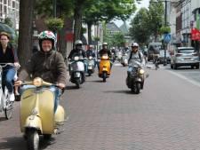 Vespa's: voor grote kleine jongens in Breda