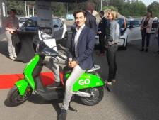 Eindhoven krijgt elektrische deelscooters van Go Sharing