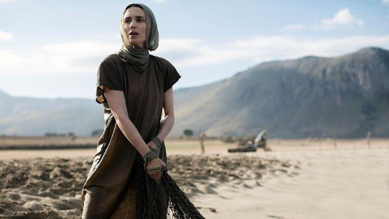 Rooney Mara speelt Maria Magdalena vrij vlak; Mary houdt haar emoties binnenboord. Beeld -