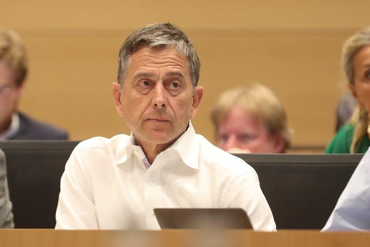 'Met verplichte begeleiding na vrijlating kunnen we recidivegevaar doen afnemen' Servais Verherstraeten, CD&V-fractieleider Beeld BELGA