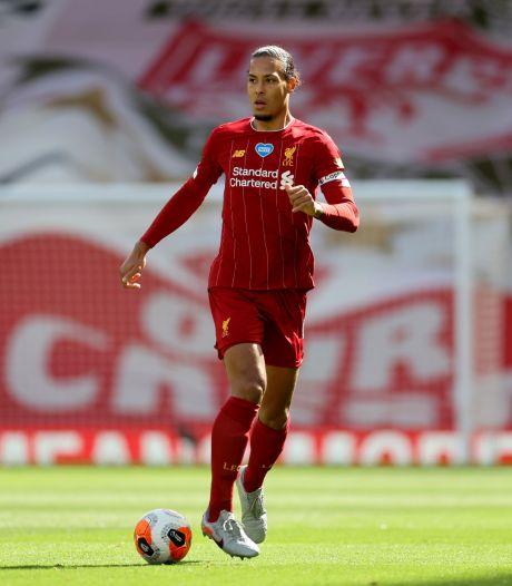 LIVE   Van Dijk wil tempo omhoog bij Liverpool, Bologna tegen Inter verder met tien man