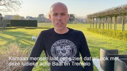BV's lanceren video om VTM-drone boven Tremelo te sturen