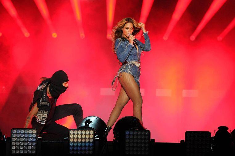 Beyoncé.  Beeld ap