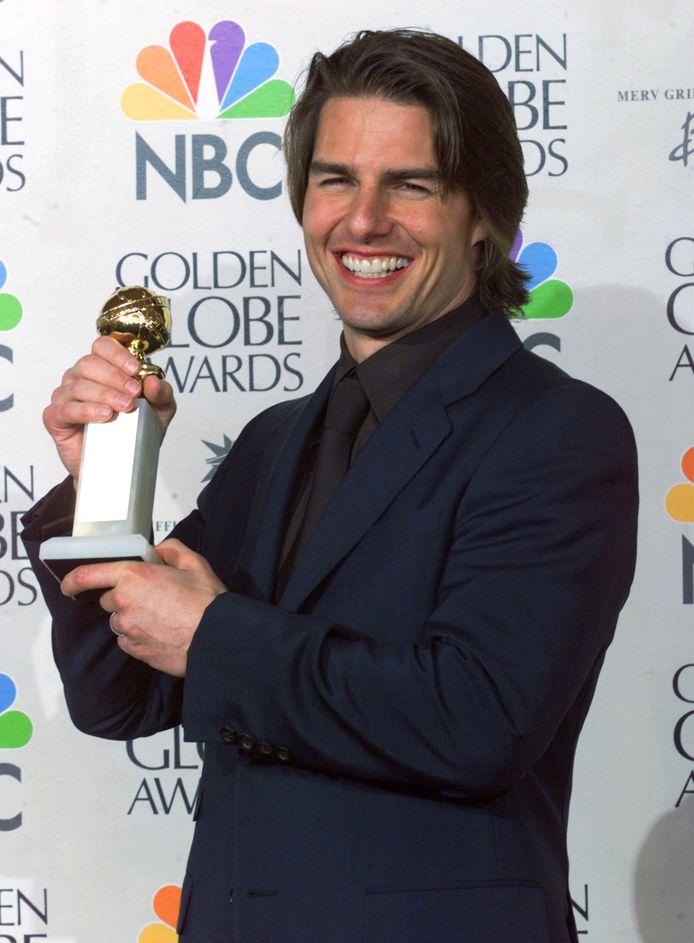Cruise won een Golden Globe als beste acteur voor zijn rollen in 'Born On The Fourth Of July' (1990) en 'Jerry Maguire' (1997). Hij sleepte het beeldje als beste ondersteunende acteur in de wacht dankzij zijn optreden in 'Magnolia' (2000). (zie foto)