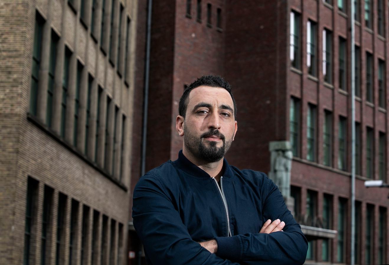 Murat Memis van de Eindhovense SP
