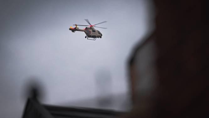 Politie zet helikopter in in zoektocht naar vrouw