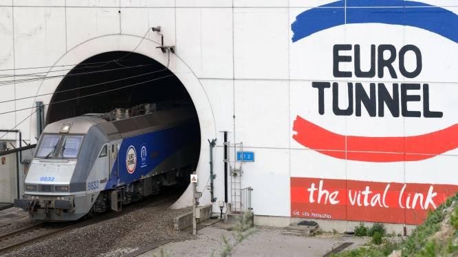 2.000 migranten probeerden Kanaaltunnel in Calais binnen te dringen