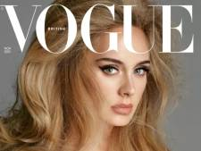 """Adele entre dans l'histoire en faisant la couverture de Vogue: """"À 30 ans, ma vie s'est effondrée sans prévenir"""""""