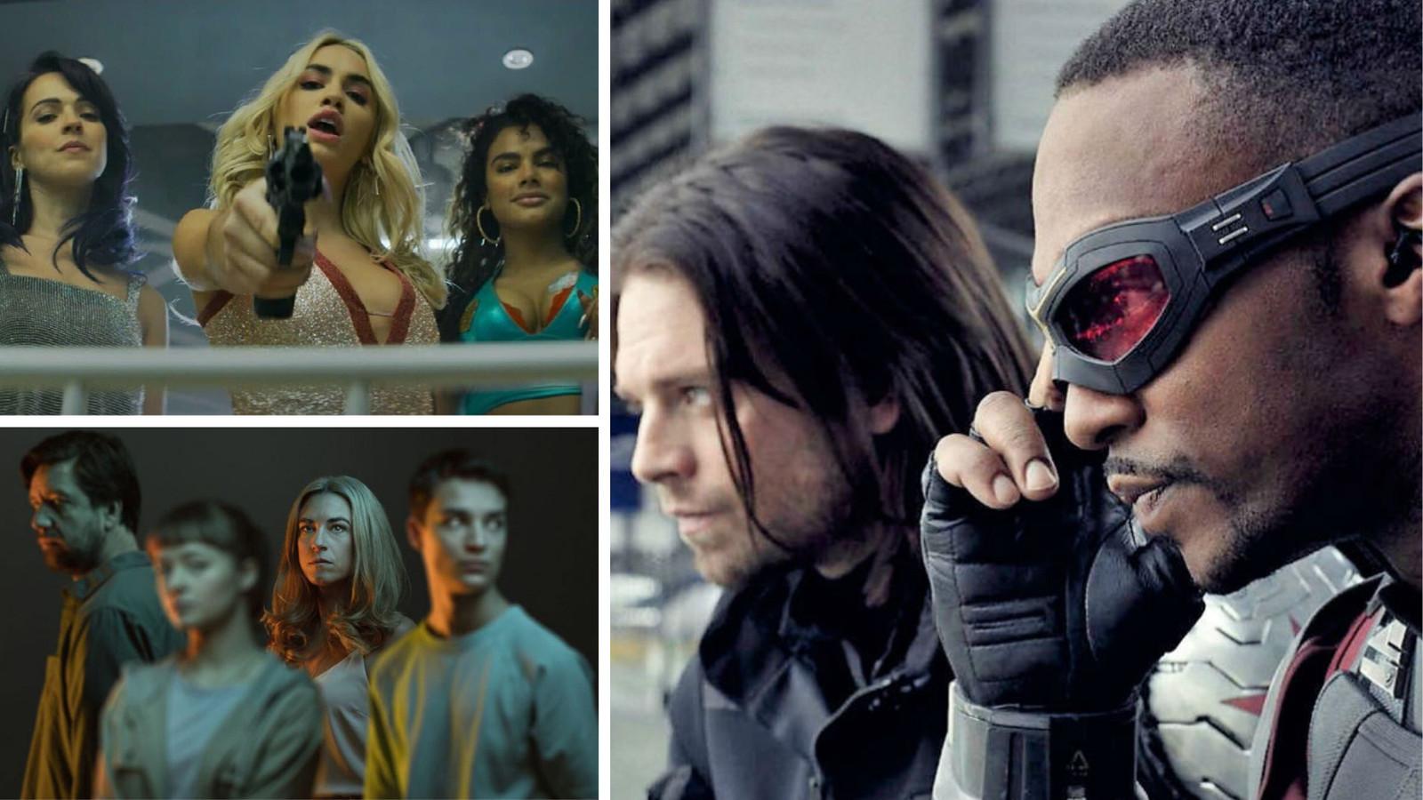 Welke serie of film stream jij dit weekend?