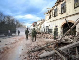 Nieuwe bevingen in Kroatië: angst bij de bevolking