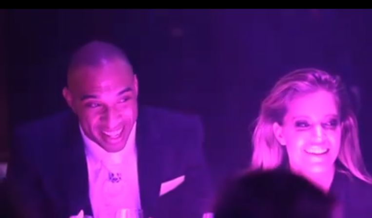 Maurice en Sylvie in nachtclub Flamingo