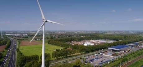 Commotie over windturbines omgeving Koesteeg