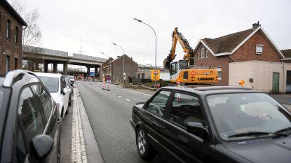 Werken aan fietspaden Aarschotsesteenweg gestart: maand lang geen verkeer mogelijk richting Leuven