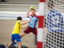 Handballers DFS Arnhem delen  forse tik uit aan concurrent E&O