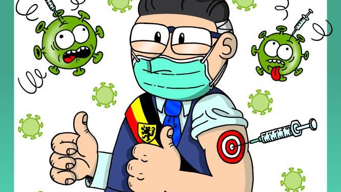 """Burgemeester van Brakel roept op: """"Met deze drie vragen bel je niét naar het vaccinatiecentrum"""""""