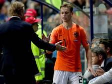 Frenkie de Jong: We hebben grote stappen gezet met Oranje