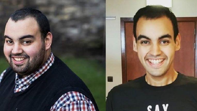 Kamal voor en na.