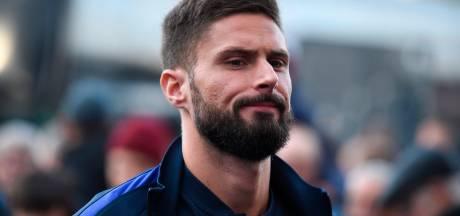 Giroud proche de l'Inter, un bon complément de Lukaku?