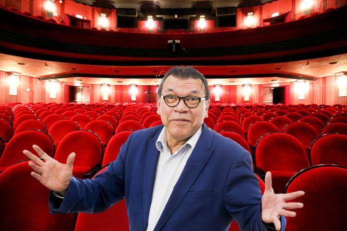 Roy Grünewald zou in deze maand eigenlijk meerdere voorstellingen door het hele land spelen.