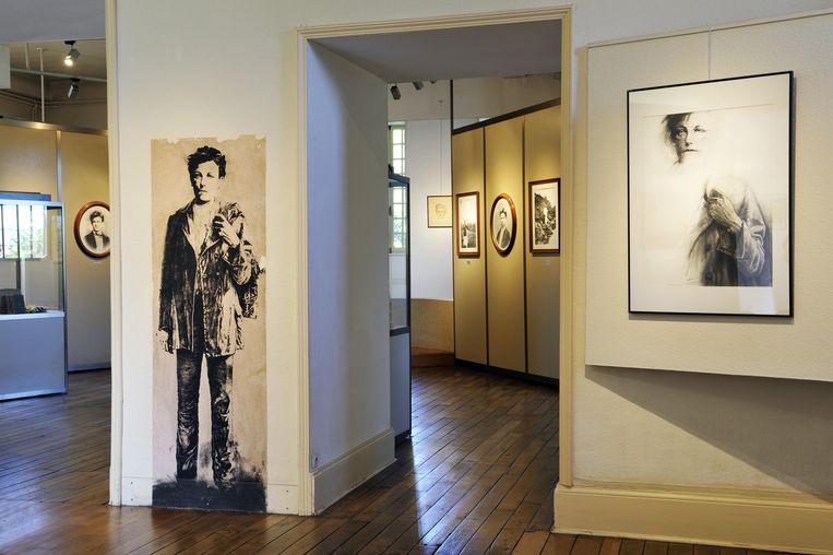 Het Musée Rimbaud, op een boogscheut van waar de dichter zijn jonge, maar doodongelukkige jaren spendeerde. Beeld Alamy Stock Photo