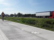 Snelfietsroute F58 pakt fors duurder uit en loopt vertraging op