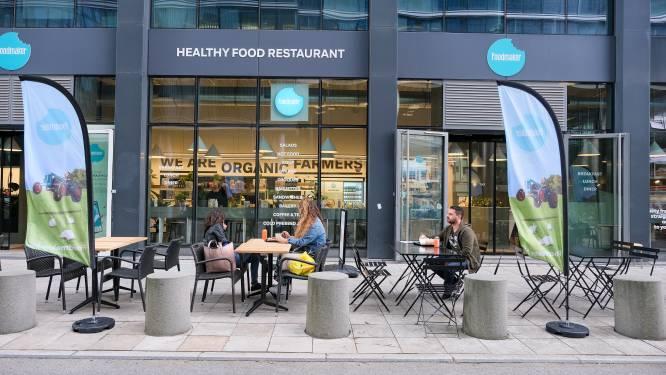 Foodmaker en Delhaize openen eerste gezamenlijke restaurant in Brussel