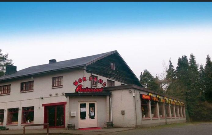 Restaurant Wok Home Halle in de Eikenlaan in Halle (Zoersel).