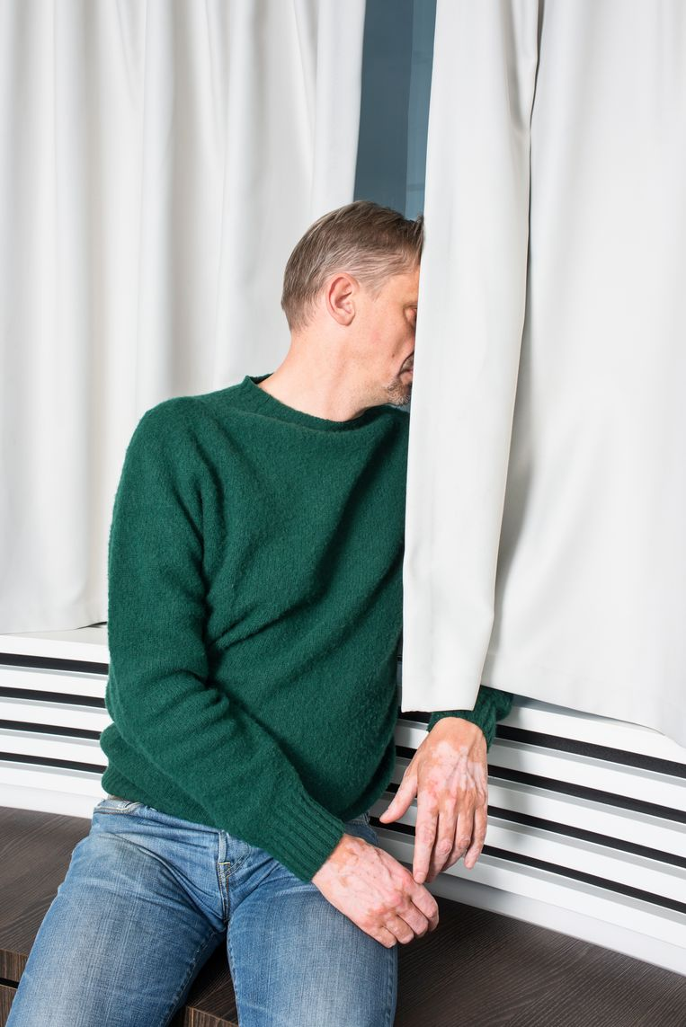 Peter Van Den Begin: 'Ik zeg dikwijls tegen mezelf: the best is yet to come' Beeld Karmen Ayvazyan