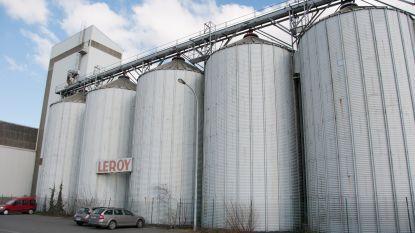 Stationsparking twee weken dicht voor afbraak silo's Leroy